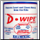 D-Wipe 150 Count Canister