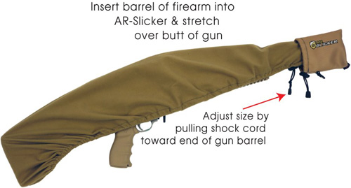 GunSlicker Directions